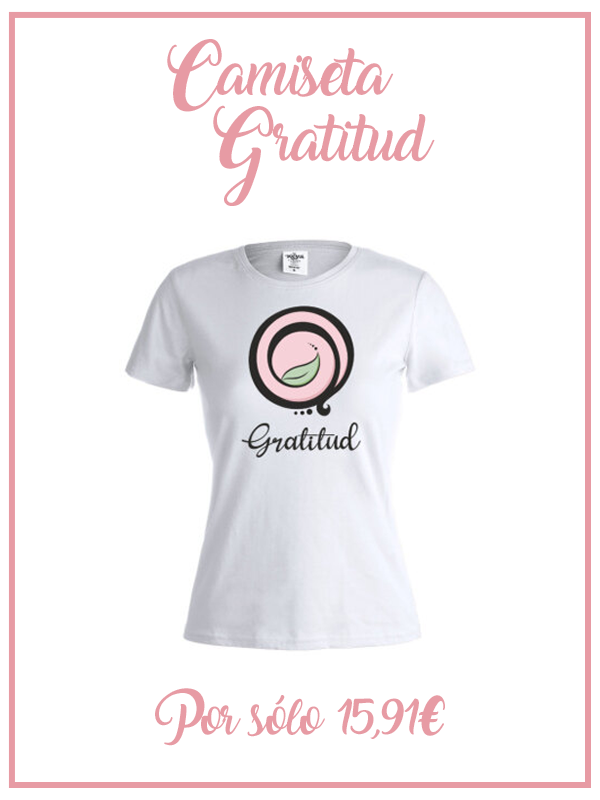Camiseta Gratitud