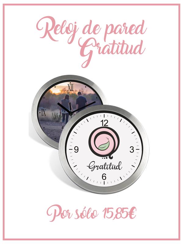 Reloj Gratitud