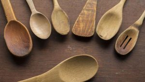La cuchara de palo