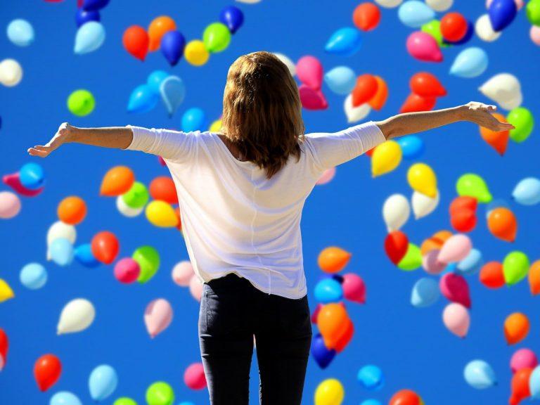 una vida de optimismo