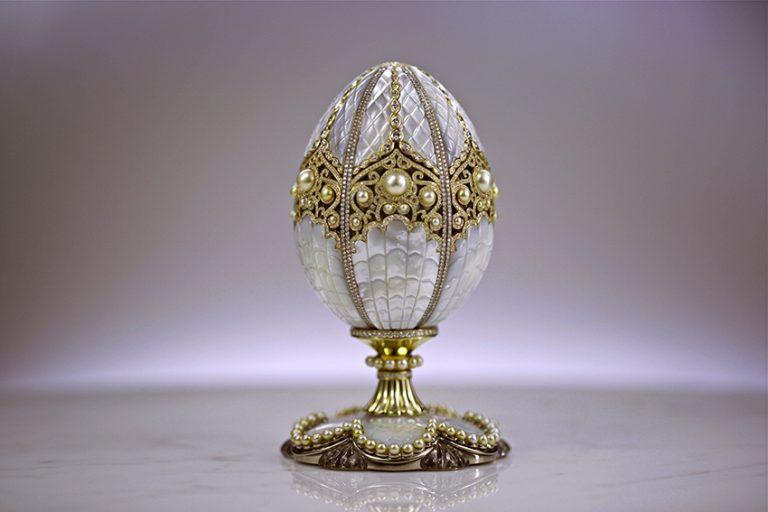 La historia del huevo de plata